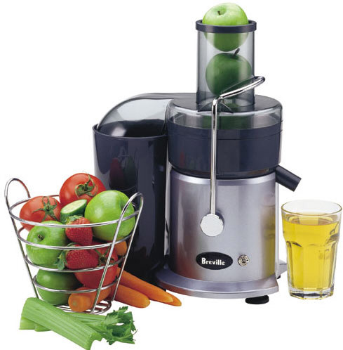 The Nutribullet The Breville Two Different Machines One