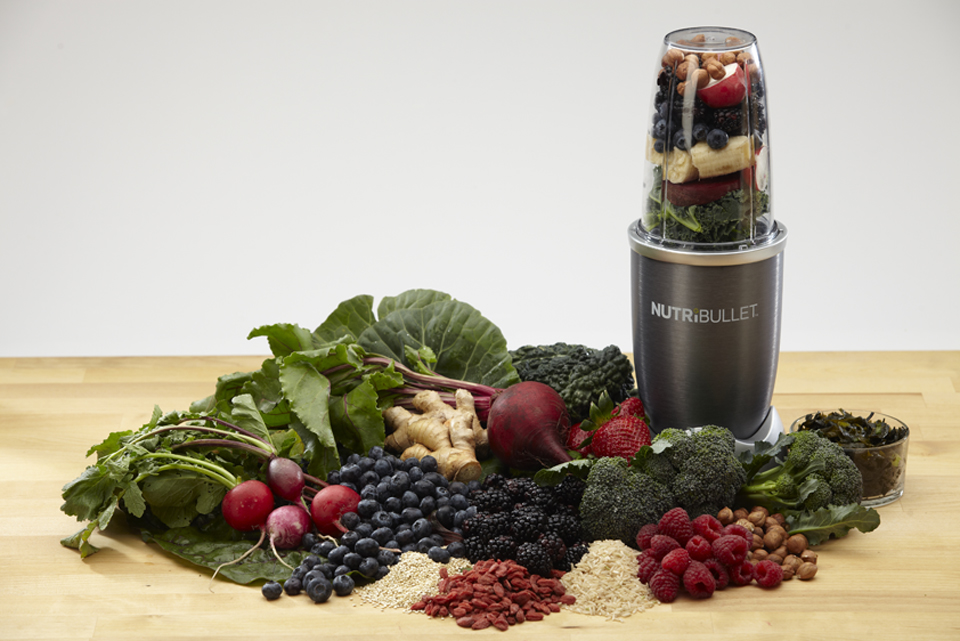 The Nutribullet. The Breville: Two Different Machines. One Maximum Outcome. (1/2)