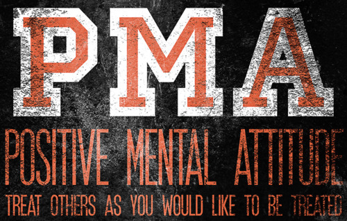 Positive Mental Attitude and Complete Body Nutrition ...