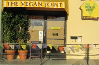 Top 5 Restaurants for Plant Based Eating in Los Angeles. (2/5)