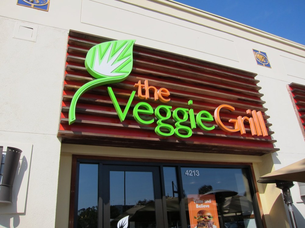 Top 5 Restaurants for Plant Based Eating in Los Angeles. (4/5)