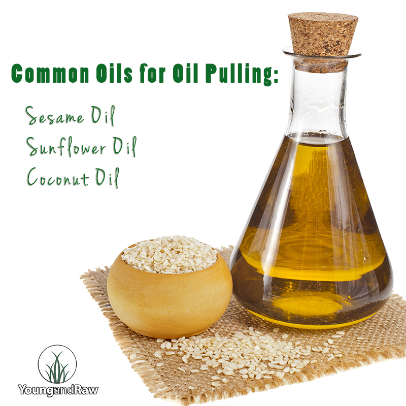 How Oil Pulling Can Save Your Teeth: Naturally and Holistically. (2/2)