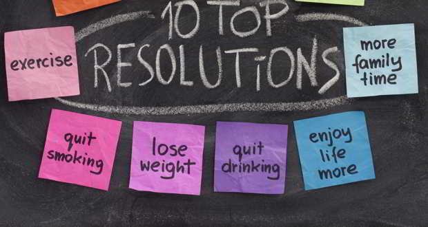 Turning a Health Resolution into a Life Revolution. (2/2)